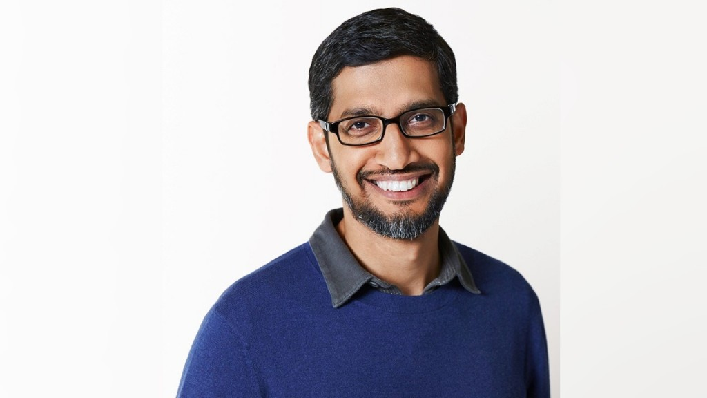 Google CEO reacts to looming US antitrust probe for first time