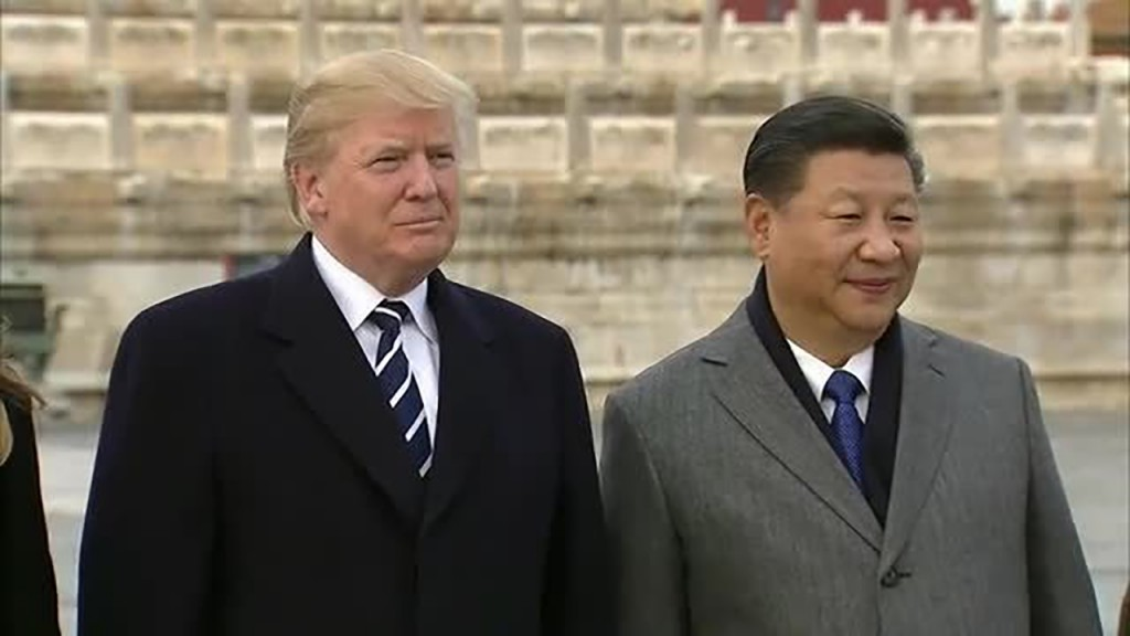 Trump says China will cut tariffs on American cars