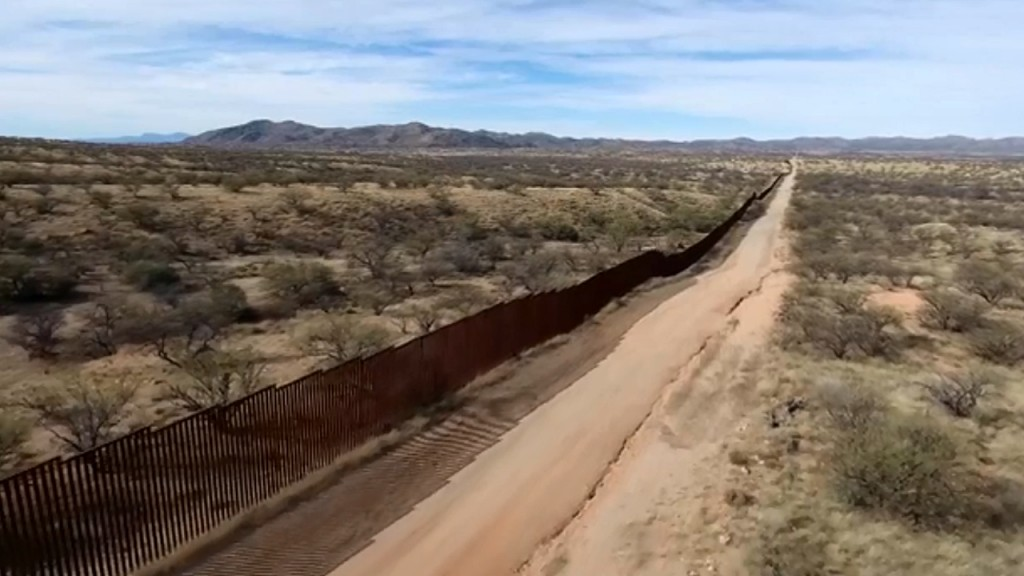 Pentagon halts plans to build extra 20 miles of border wall