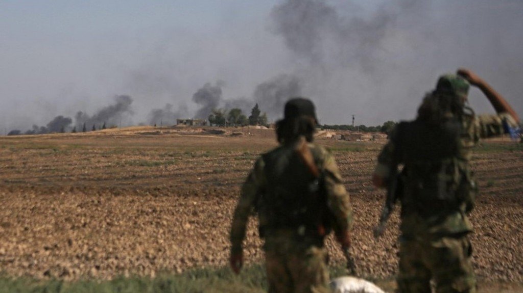 Trump orders withdrawal of remaining US troops from northern Syria