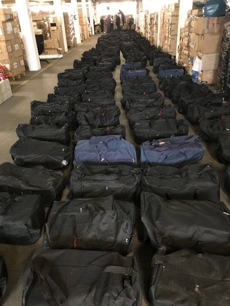 Nearly 5 tons of cocaine worth $1.11B seized in Germany