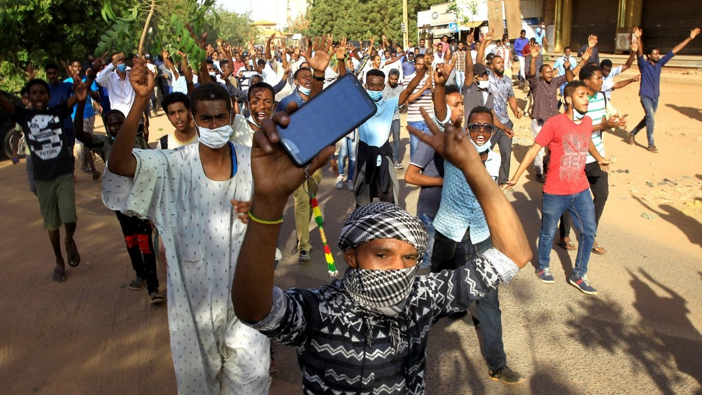Doctor, teen killed in Sudan anti-government protests