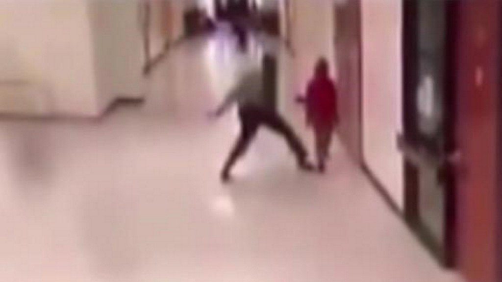 Video shows school resource officer slam, drag 11-year-old boy