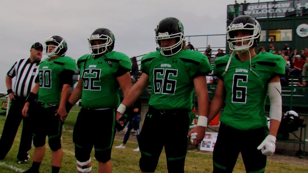 Quapaw Wildcats football