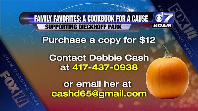 Family Favorites: A Cookbook For a Cause