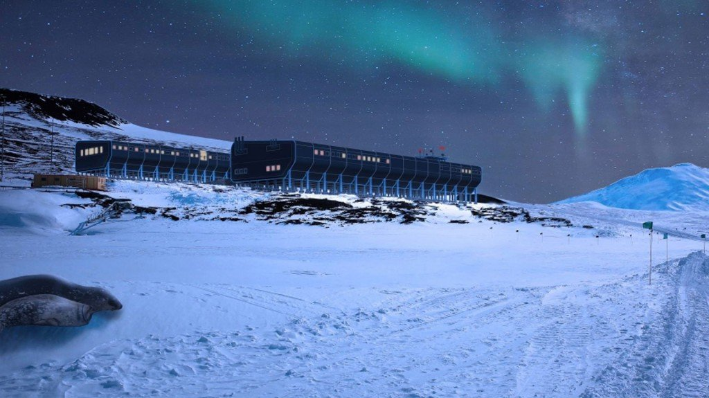 Wanted: Design team for building project in Antarctica