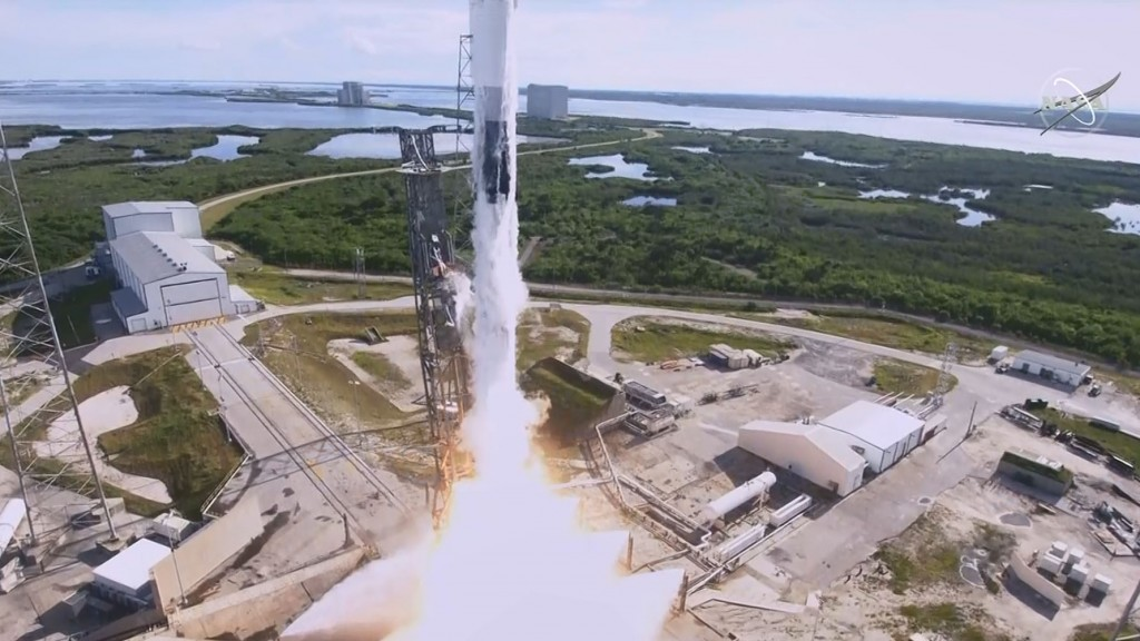NASA administrator tells Elon Musk's SpaceX 'it's time to deliver'