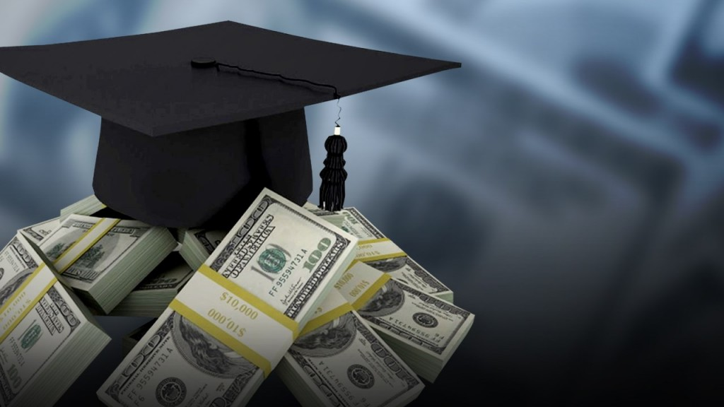 Kansas college fees weigh on students amid stagnant funding