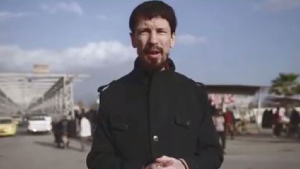 British journalist John Cantlie believed to be alive