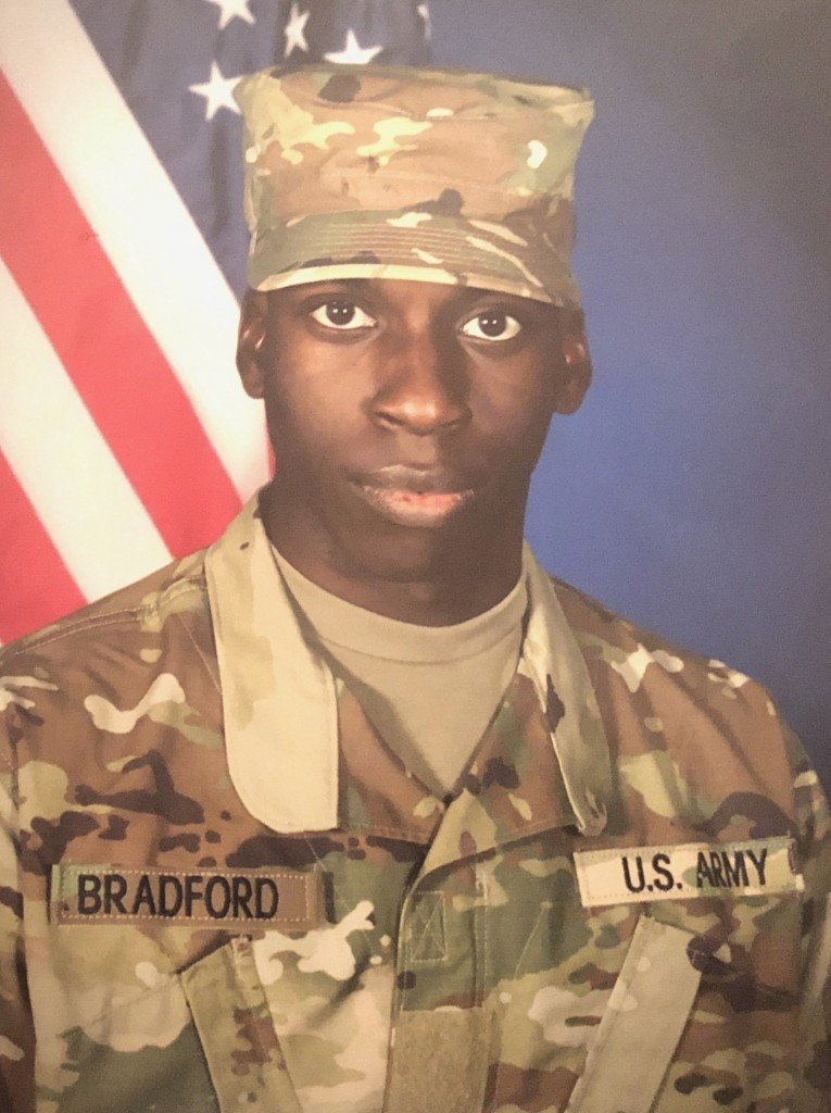 Family sues Ala. city, officer in death of Emantic Bradford Jr.
