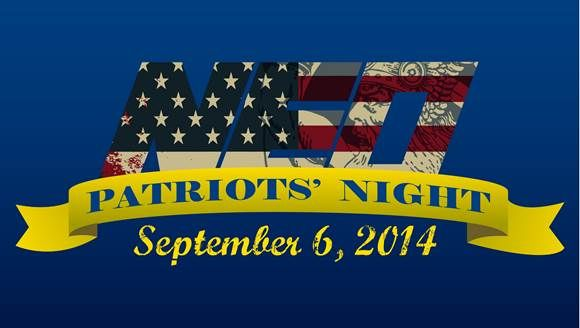 NEO seeking recommendations for area Veterans and Military personnel to be honored during Patriots' Night on Sept. 6
