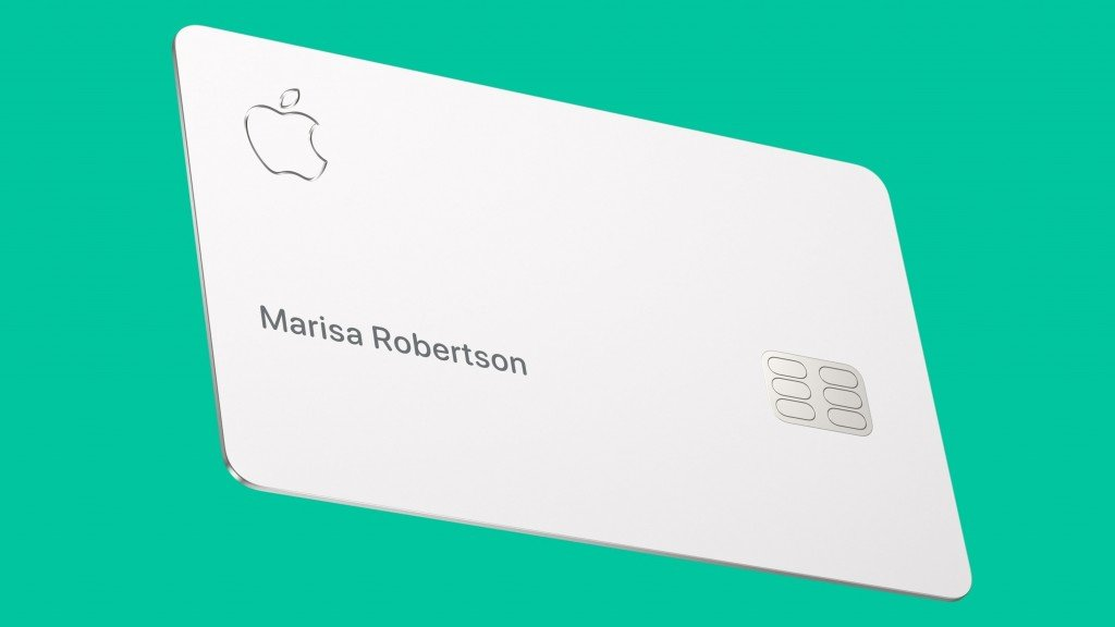 Apple card accused of gender bias