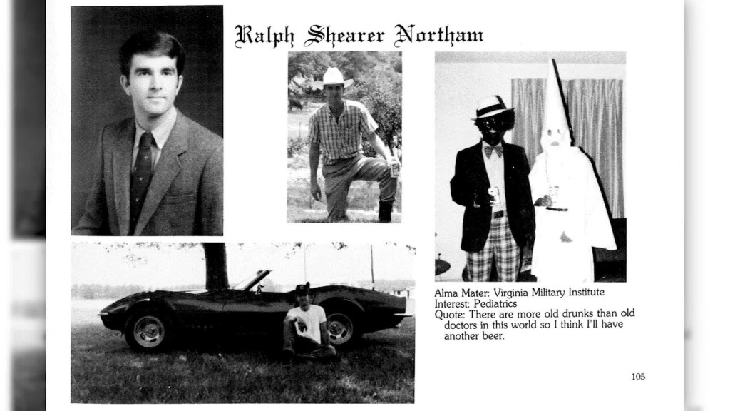 Northam does not resign