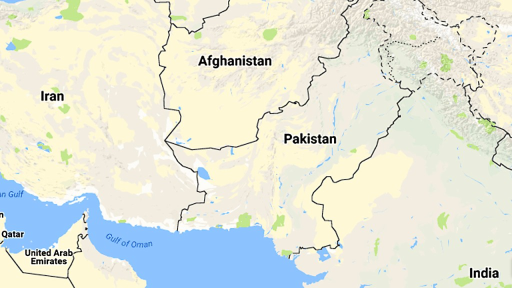 Pakistan airspace closed for second day