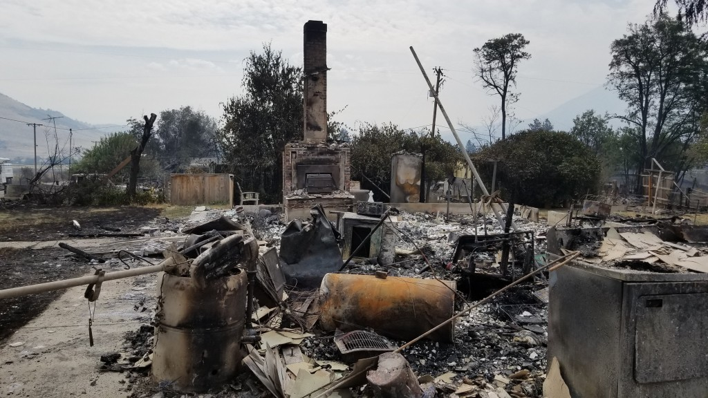 Man to plead guilty to causing deadly Calif. wildfire