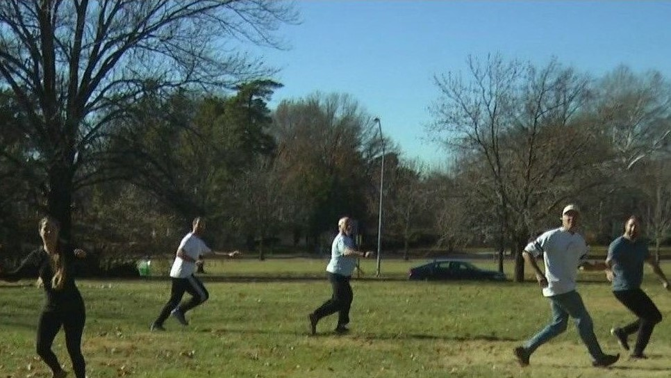 Missouri neighborhood 'kids' still playing football 50 years later