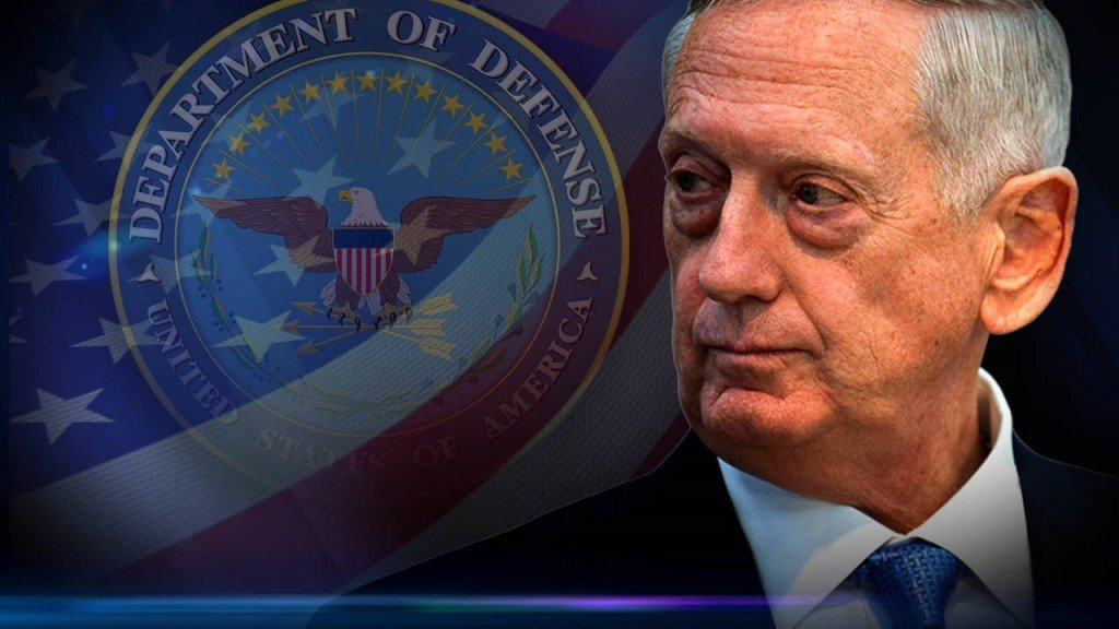 Defense Secretary Jim Mattis' letter to President Trump