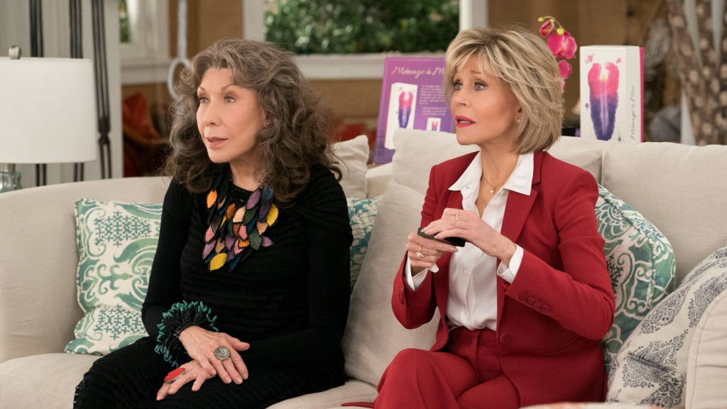 'Grace and Frankie' to end with Season 7