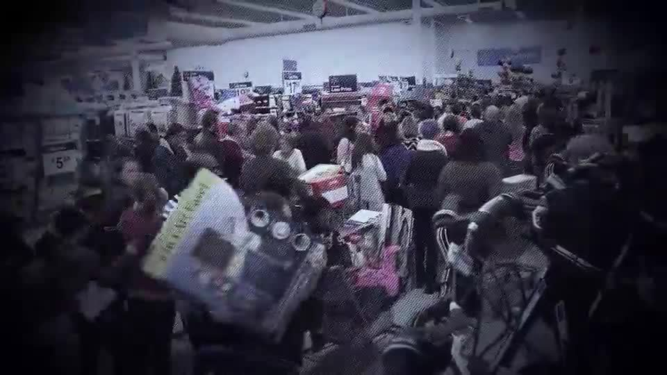 Black Friday broke shopping records, but not at stores