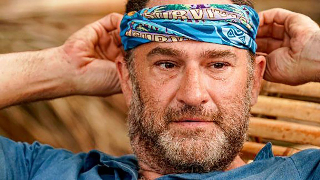 'Survivor' contestant Dan Spilo 'removed' from competition