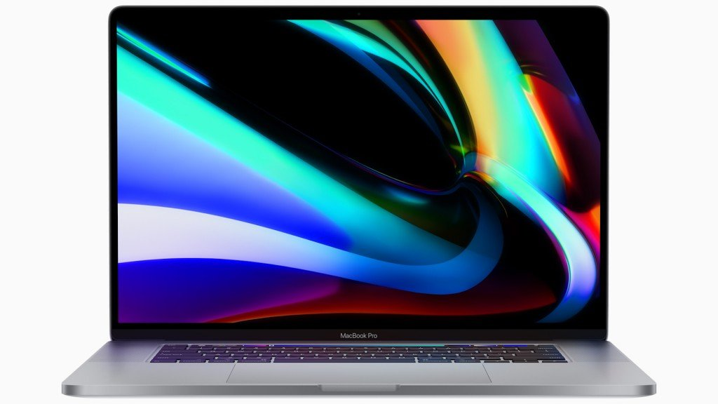 Apple redesigns MacBook Pro keyboard