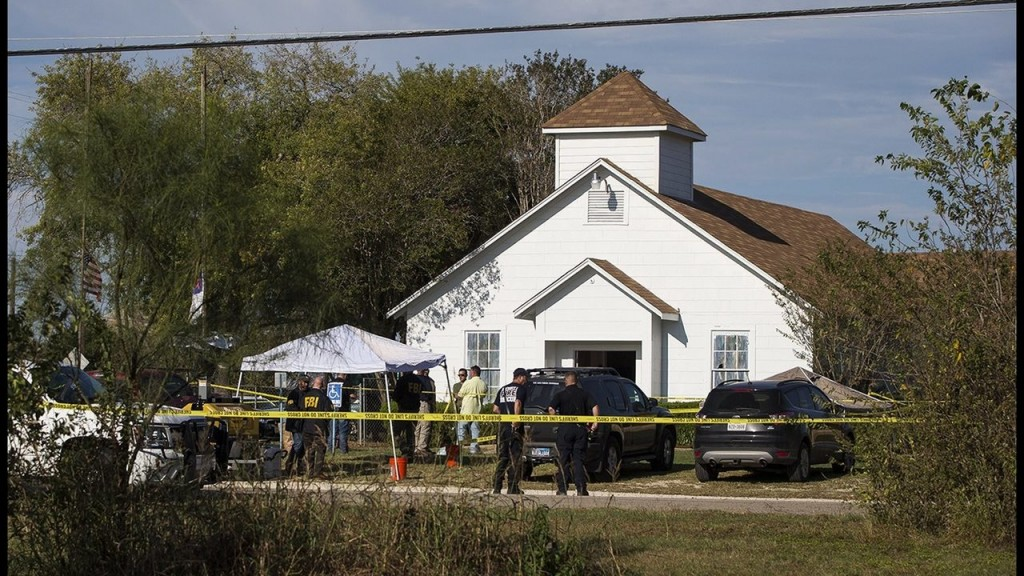 Watchdog: Air Force missed several chances to stop Texas shooter