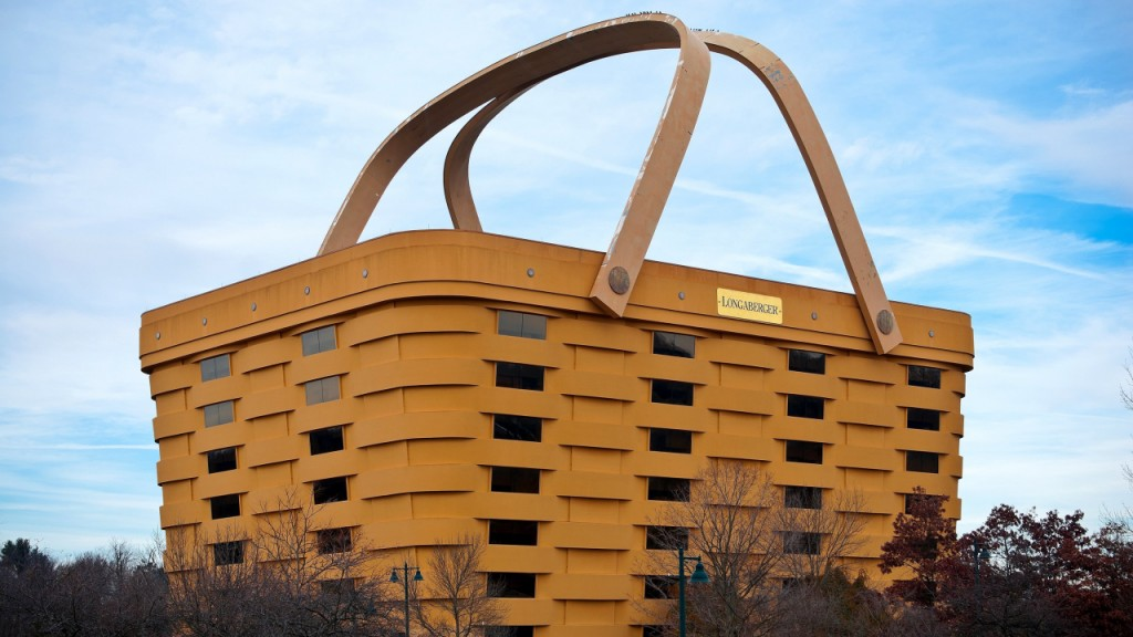 Basket-shaped building to become luxury hotel