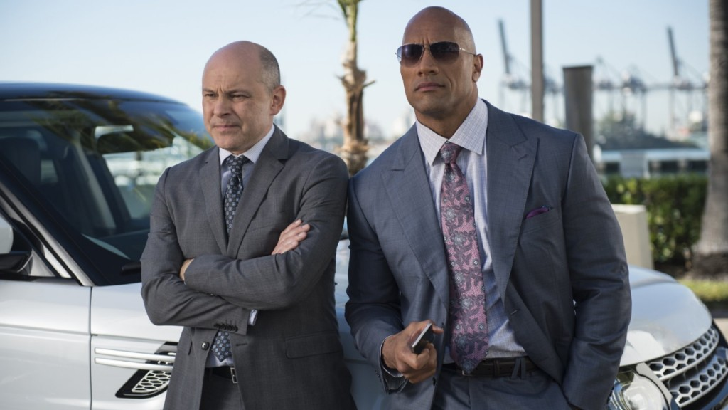 'Ballers' canceled, star Dwayne Johnson pays tribute