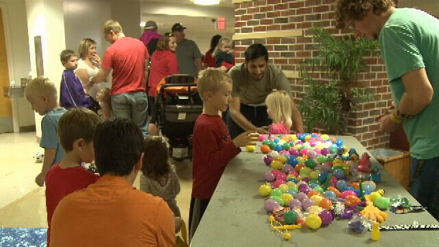 PSU hosts Easter festivities and families