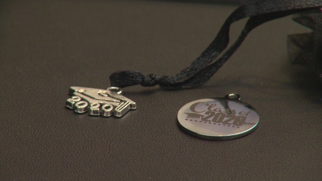 Newton's Jewelers In Joplin Is Saying Congrats To The Class Of 2020 With Charms