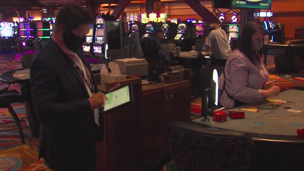 Downstream Casino Reopens