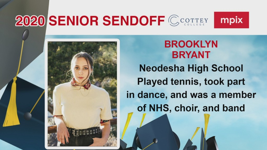 Senior Sendoff: Brooklyn Bryant