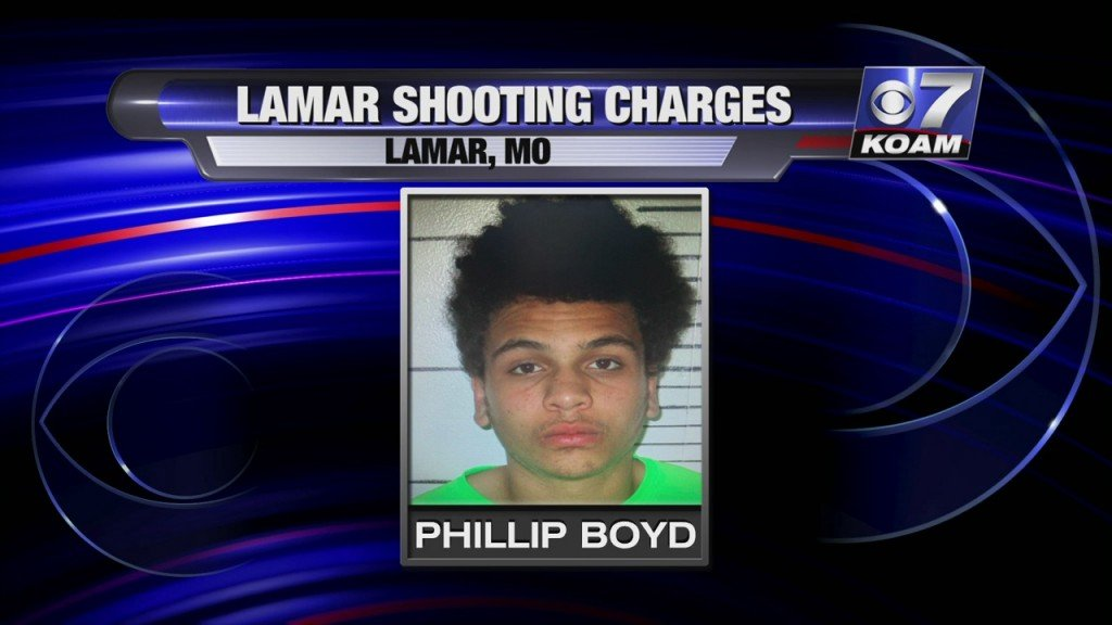 First Degree Assault Charges For A Lamar Teen