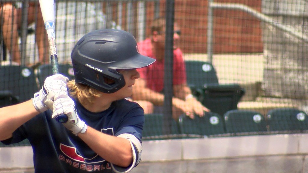 Local teams participate in baseball tournament amid pandemic.