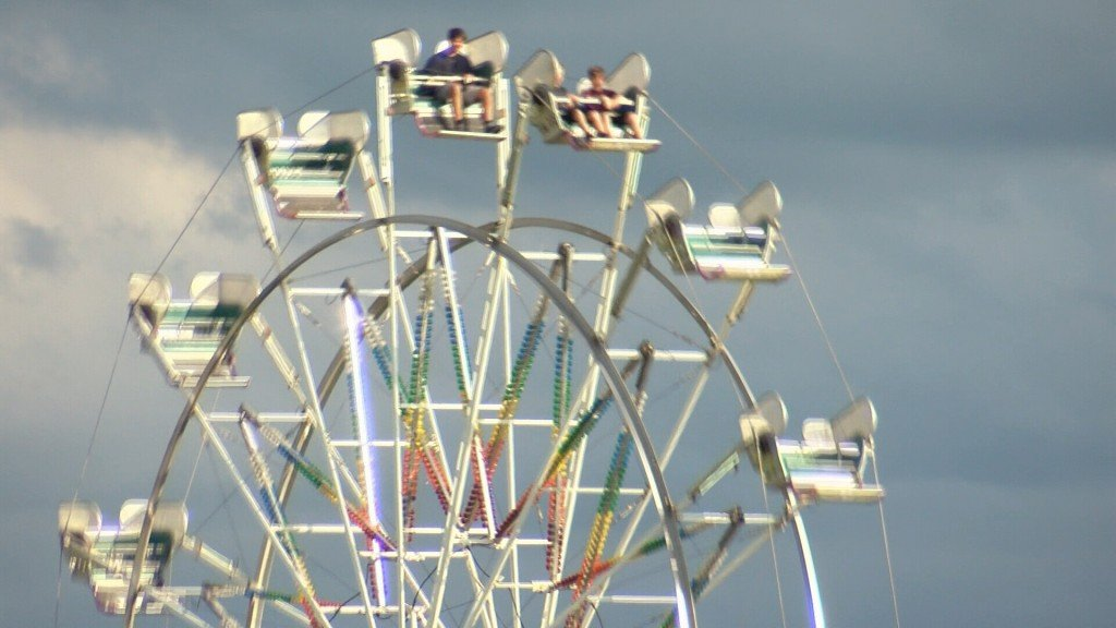 9th Annual Commerce Days Festival holds Oklahoma's first carnival since COVID-19 pandemic.