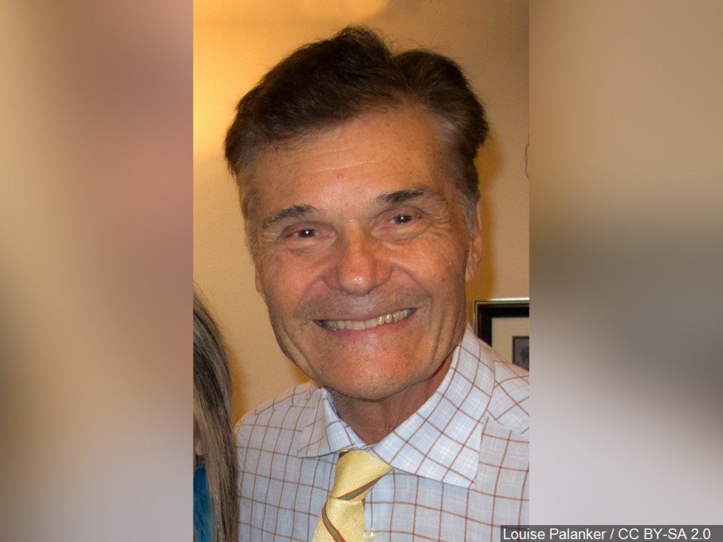 Heartbroken comedy stars reflect on how Fred Willard inspired them