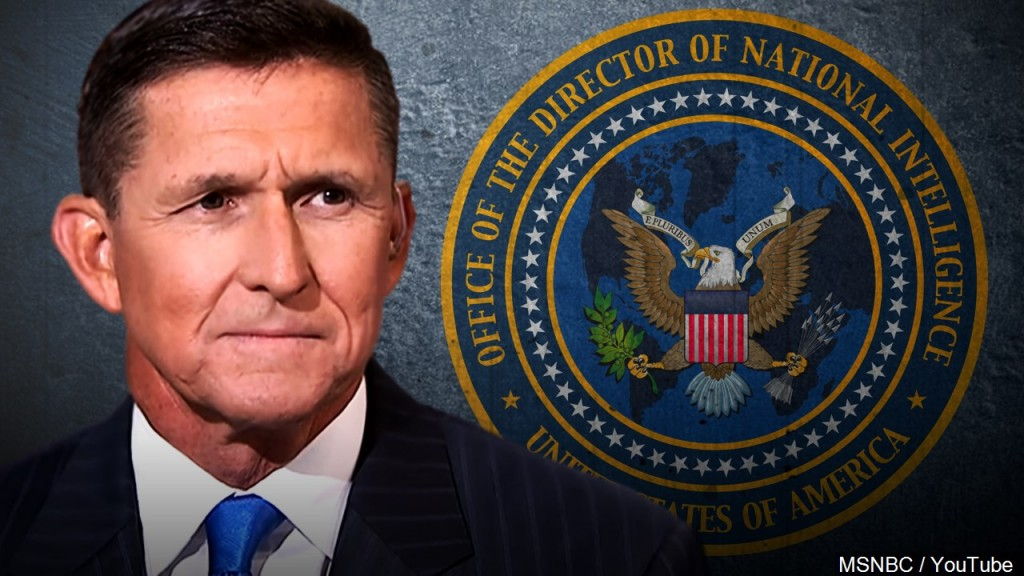 Michael Flynn Former United States National Security Advisor