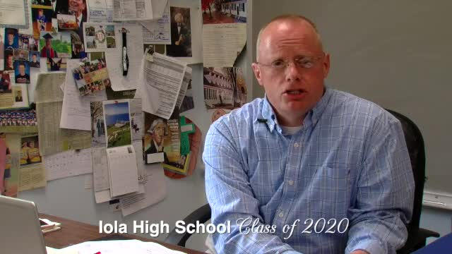 Iola High School (part 1)