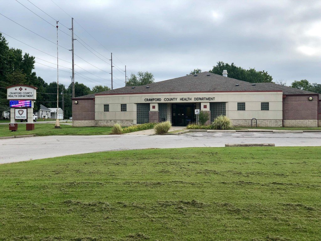 the crawford county health department