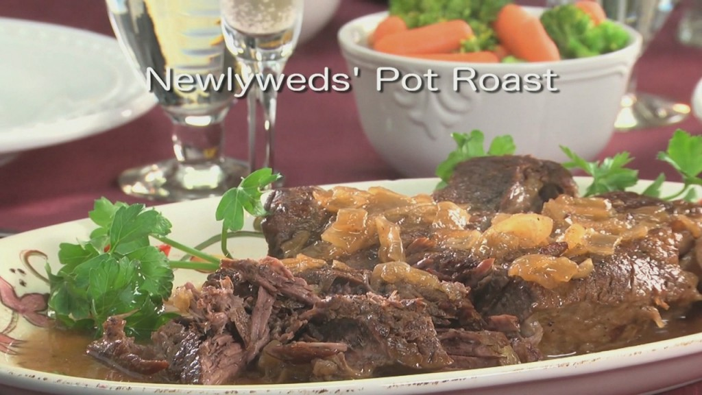 Mr. Food: Newlyweds' Pot Roast