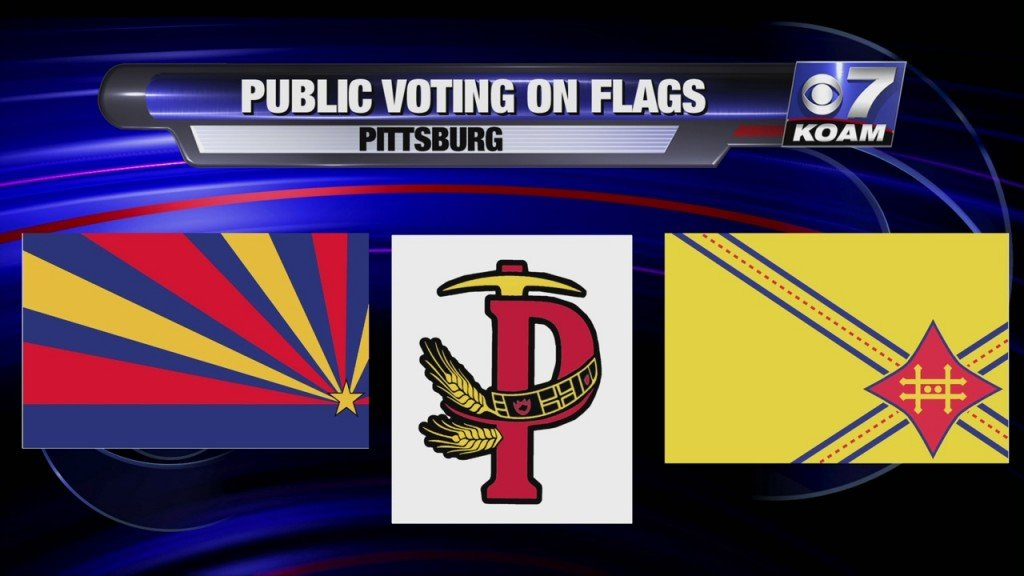 options for pittsburg's new flag