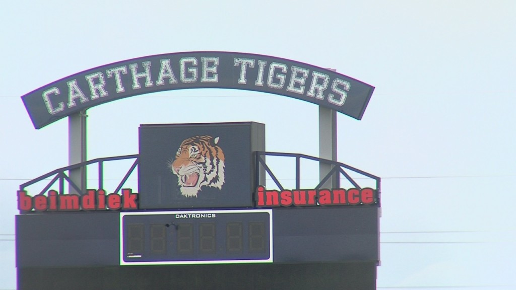 Carthage TIGERS