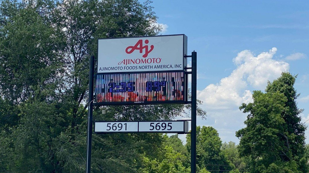 Ajinomoto Foods, Carthage, June 2020