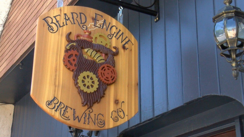 Beard Engine Brewing Co. opens Friday night.