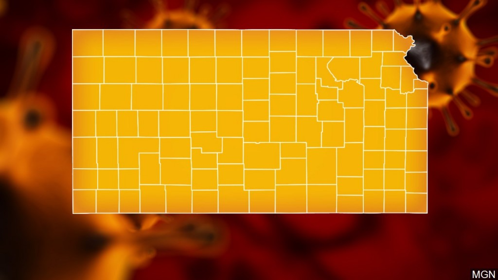 Churches stop in-person services as Kansas sets virus record
