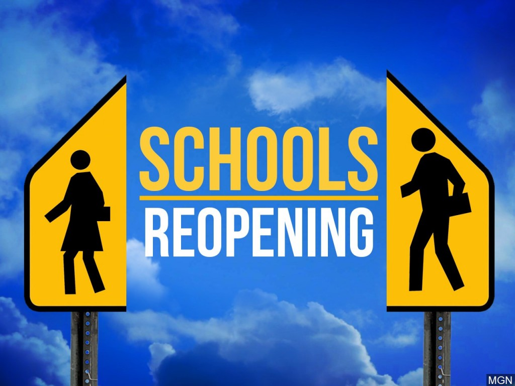 Oklahoma schools reopening plan recommends wearing masks