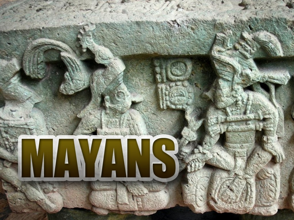 Laser mapping reveals largest and oldest Mayan temple
