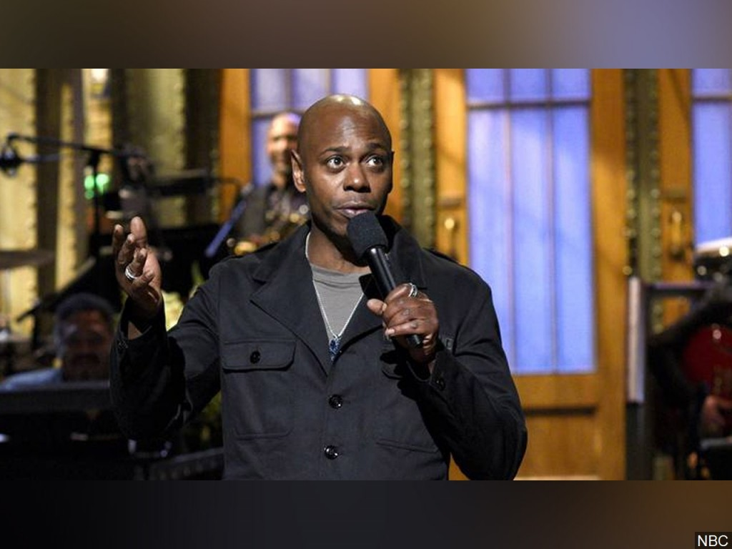 Dave Chappelle drops hard-hitting '8:46' special