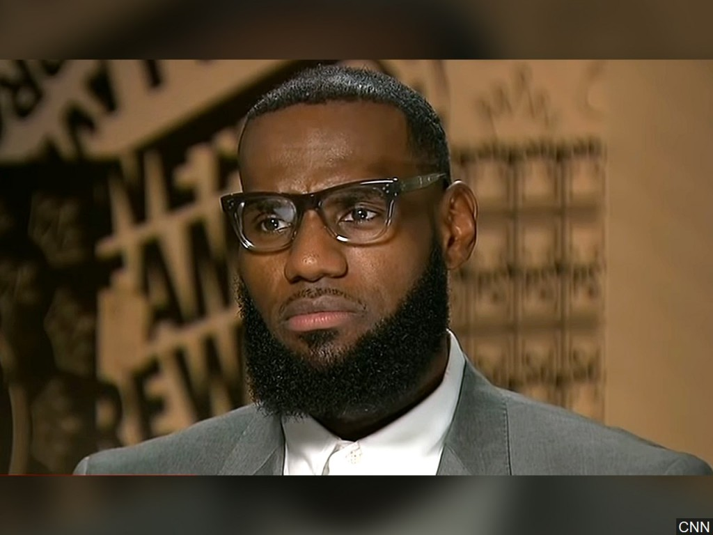 LeBron James and other athletes start organization to help African Americans vote
