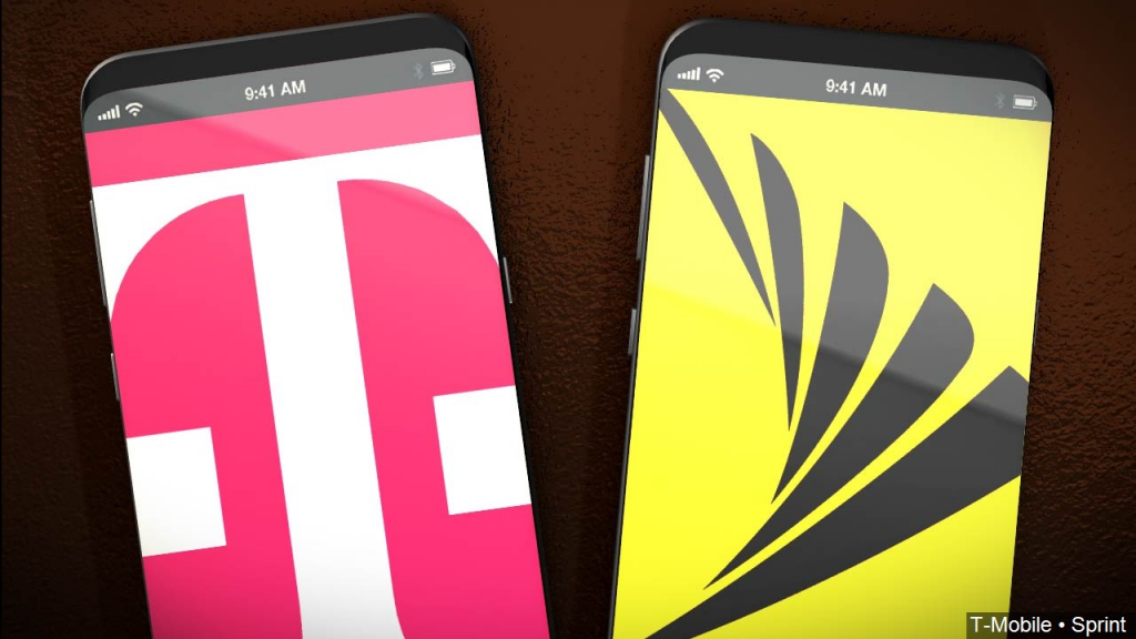 T Mobile Sprint